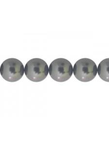 Swar Pearl 7mm Black