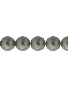 Swar Pearl 7mm Dark Green