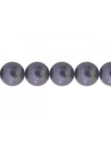 Swar Pearl 7mm Dark Purple