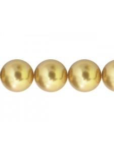 Swar Pearl 9mm Bright Gold