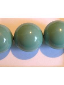 Swar Pearl  14mm Round Jade