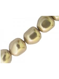 Swar Baroque Pearl 10mm Bronze