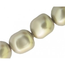 Swar Baroque Pearl 12mm Platinum