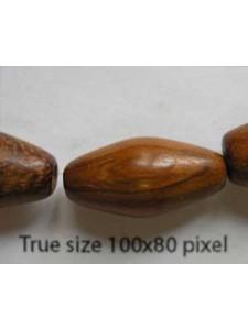 Bayong Wood 10x20mm Football 16 inch str