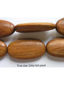 Bayong Pebble 10x22x41mm 16in strand
