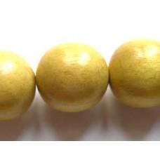 Jackfruit (natural) 20mm Roud 16in str