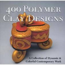 Book 400 Polymer Clay Designs