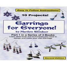 Book Earrings For Everyone 2nd ed