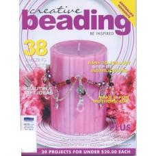 Creative Beading magazine April 2015