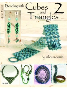 Beading with Cubes & Triangles  A Korach