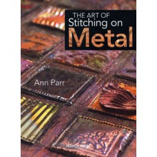 Book The Art of Stitching on Metal