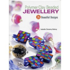 Book Polymer Clay Beaded Jewellery