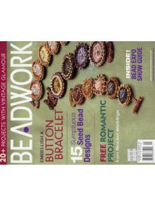 Beadwork Magazine Dec06 Jan 08