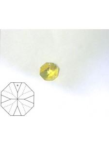 Octagon 14mm Light Topaz