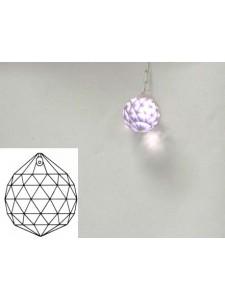 Sphere 20mm Light Rose