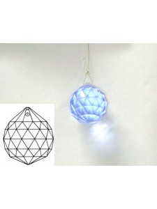 Sphere 30mm Light Sapphire NOW SEE 8558
