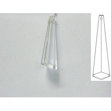 Flute 63x16mm Clear