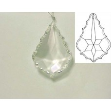 Arrowhead 63x43mm Clear