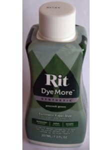 Rit Dye More Synthetic  Peacock Green