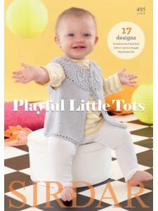 Book Sirdar #495 Playful little Tots