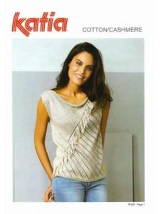 Katia Cotton Cashmere top