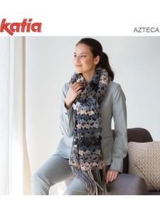Katia Azteca Scarf Pattern