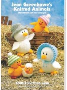 Knit Animal J.Greenhowe Booklet