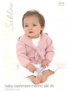 Leaflet Sublime #6019 Baby Little Bixie