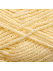 Woolly 90% Wool 10% Acr 50g Lemon