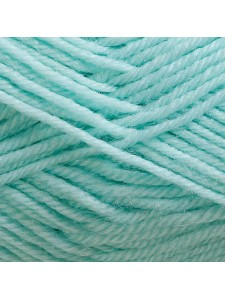 Woolly 90% Wool 10% Acr 50g Aqua