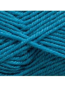 Woolly 90% Wool 10% Acr 50g Blue
