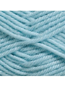 Woolly 65% Wool 35% Acr 50g Ice Blue