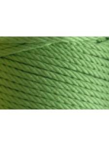 Cotton Cord 4.5mm Twist Green 1kg 185mtr