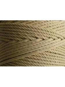 Cotton Cord 4.5mm Sandlewood 1kg 185m