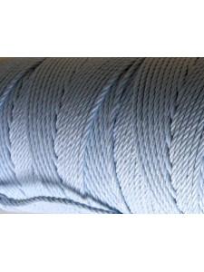 Cotton Cord 4.5mm Pastel Blue  1kg 185m