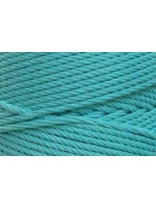 Cotton Cord 4.5mm Turquoise 1kg 185m