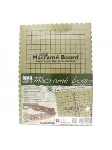 Mini Macrame Board 22cmx19cm