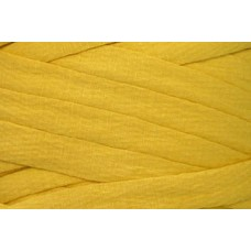 T-shirt Yarn Large Crinckle Yellow