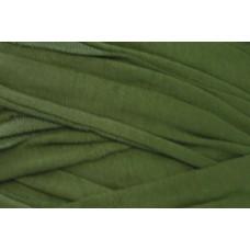T-shirt Yarn Large Dark Army Green