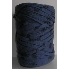 T-shirt Yarn Medium Blue feather