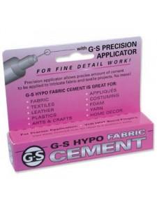 GS Hypo Fabric Cement 1/3FL Oz
