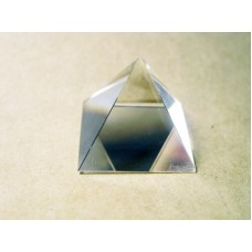 Standard Pyramid 30mm Clear