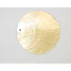 Mother of Pearl Round 60mm