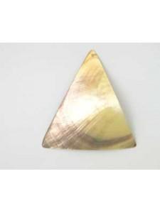 Black Lip Triangle 65x60mm