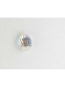 Swar Pear Stone 10mm Clear AB