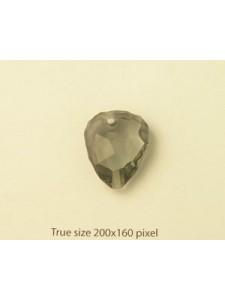 Swar Rock Pendant 23mm Black Diamond