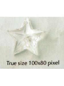 Swar Star Stone 20mm Clear