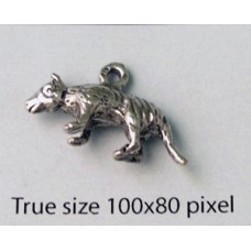 Pewter - Small Tasmanian Tiger 1 bail