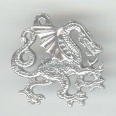 Metal Dragon Pendant