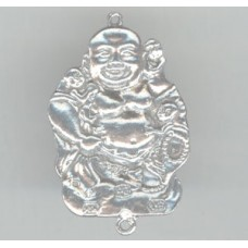 Metal Buddha Double sided Hanger